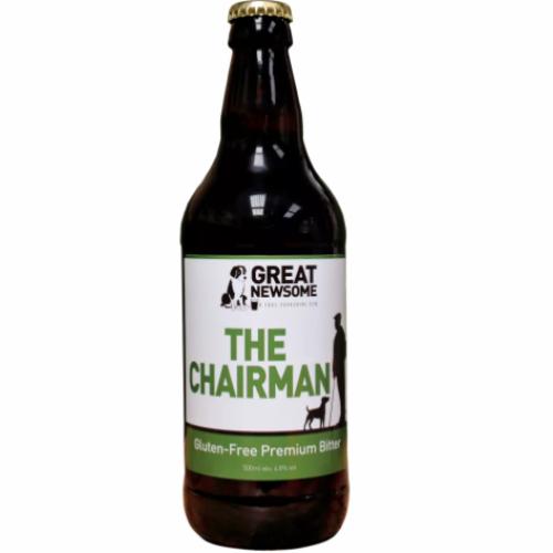 The Chairman 4.8% abv Gluten Free Premium Bitter