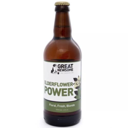 Elderflower Power Pale Ale