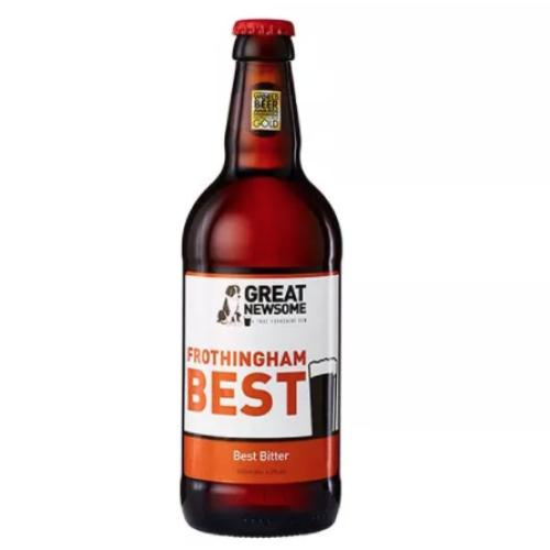 Frothingham Best Bitter