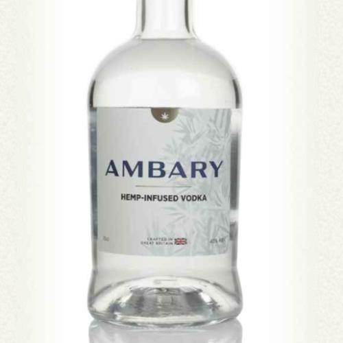 Ambary Hemp-Infused Vodka