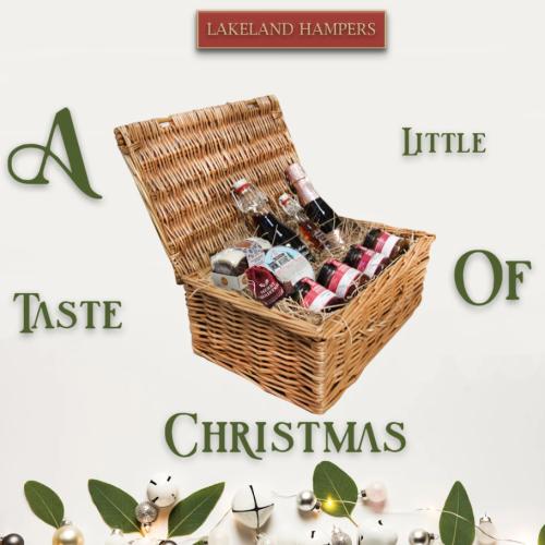 A little Taste of Christmas Hamper