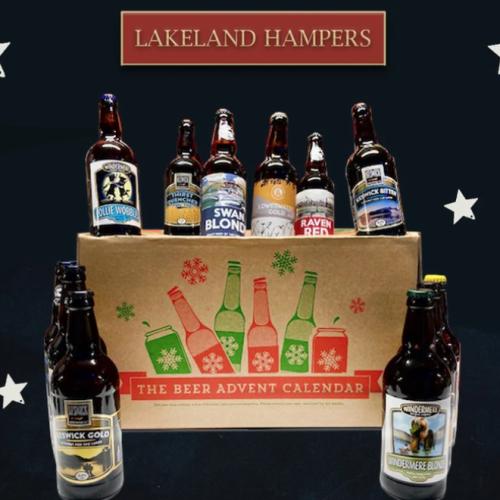 Lakeland Beer Advent Calendar