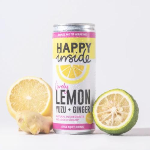 Lemon, Yuzu & Ginger