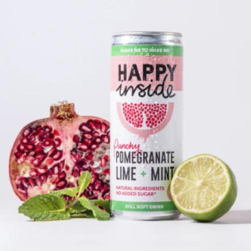 Pomegranate, Lime & Mint