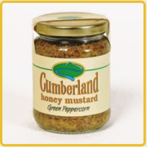 Green Peppercorn Honey Mustard
