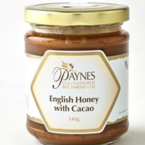 Paynes English Honeys with Cacao