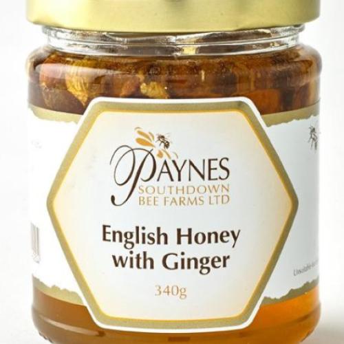Paynes English Honey with Ginger