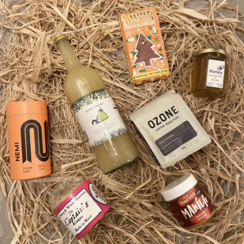 Nourished Communities Christmas 'Home Comforts' Hamper