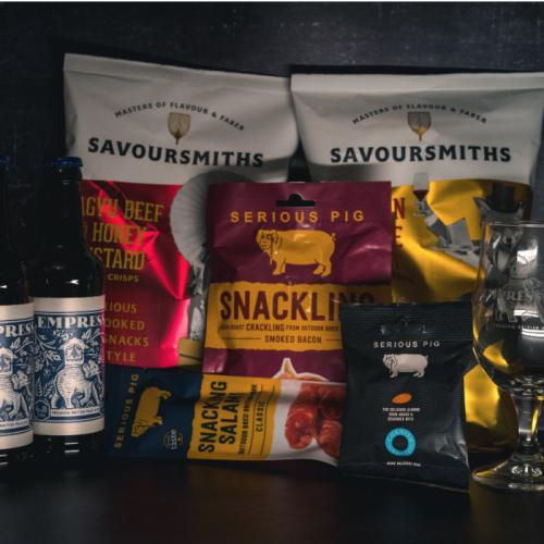 The Great British Gastro Pub Snack Box