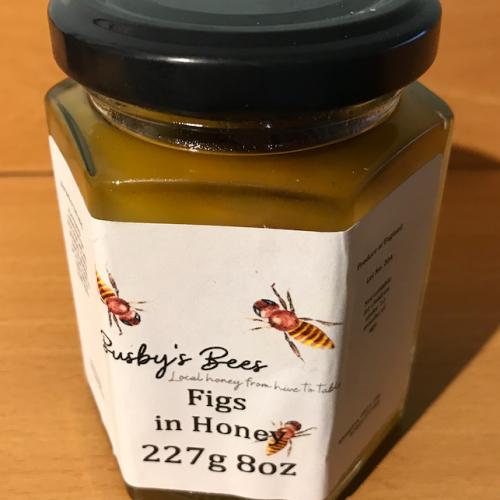 Figs in Honey
