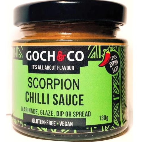Scorpion Chilli Sauce (Extra Hot)