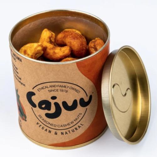 Mango Moa Cashew Nuts Tube
