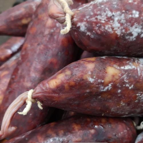 Nduja - spreadable spicy salami