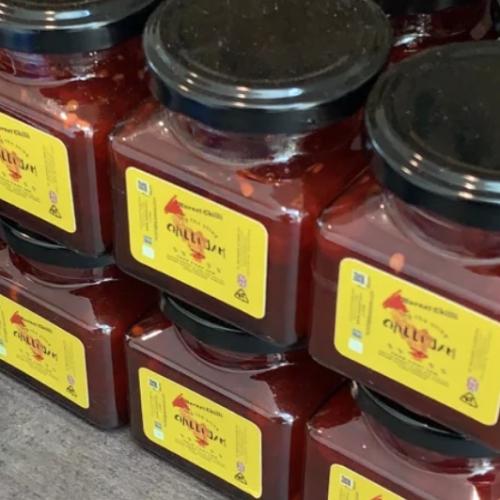 Hornet Chilli Jam