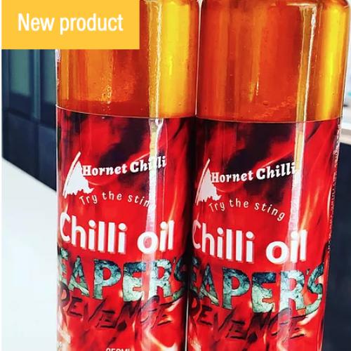Reapers Revenge Chilli Oil