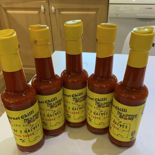 Sriracha Reapers Revenge