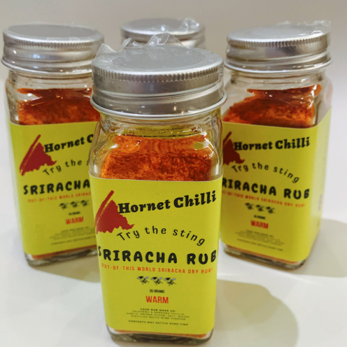 Sriracha Rub