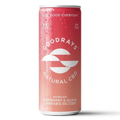 Raspberry & Guava CBD Drink