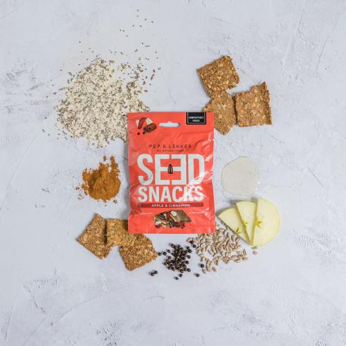 Seed Snacks Apple & Cinnamon