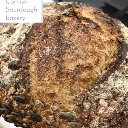 CornishSourdoughBakery - Seeded Wholemeal Sourdough