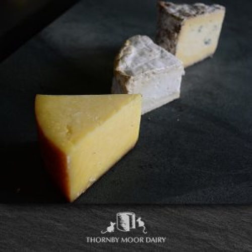Thornby Moor Cheese Selection
