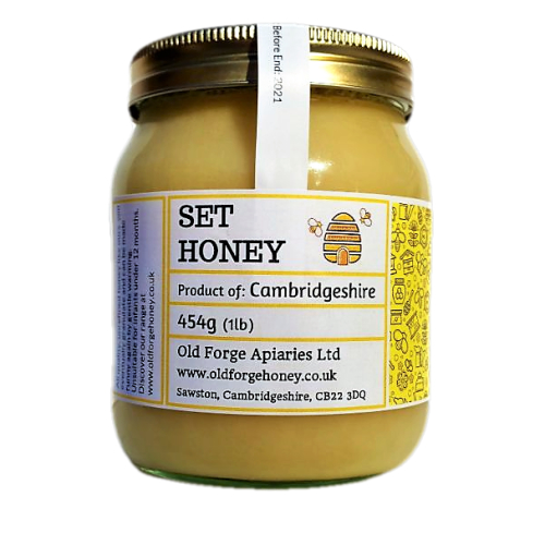 Set Cambridgeshire Honey