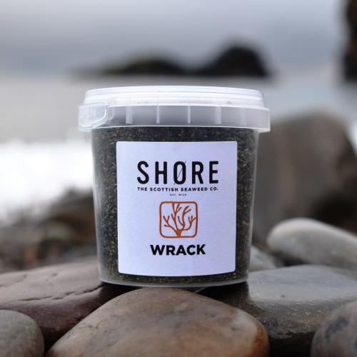 SHORE - Organic wrack seaweed 3 x 100g