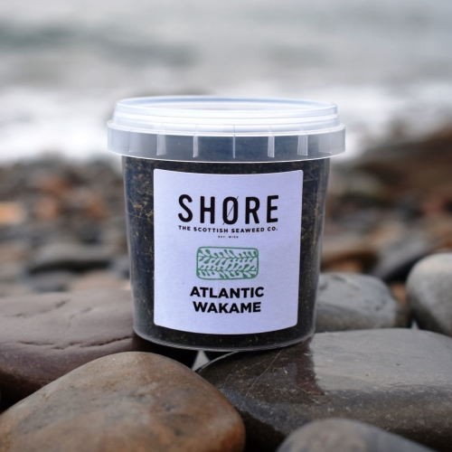 SHORE - Organic case of seaweed 3x 75gr Atlantic Wakame