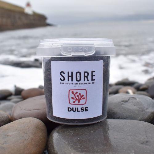 SHORE - Organic case of seaweed 3x 60gr Dulse