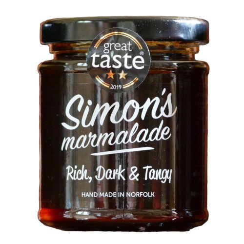 Simon's Marmalade 227g