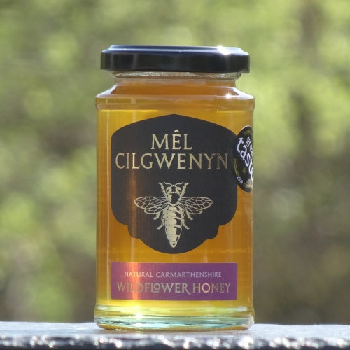Natural Carmarthenshire Wildflower Honey 270g