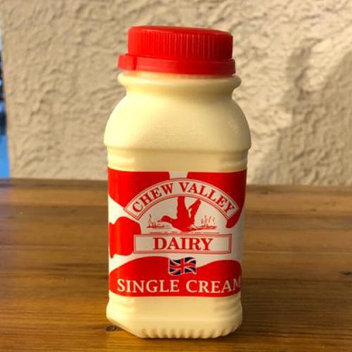 Single Cream