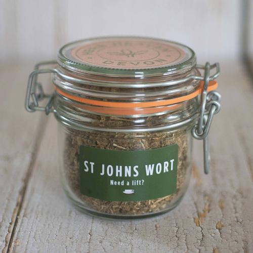 St Johns Wort Herbal Tea Blend
