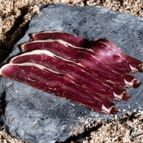 Cornish Smoked Lamb Prosciutto