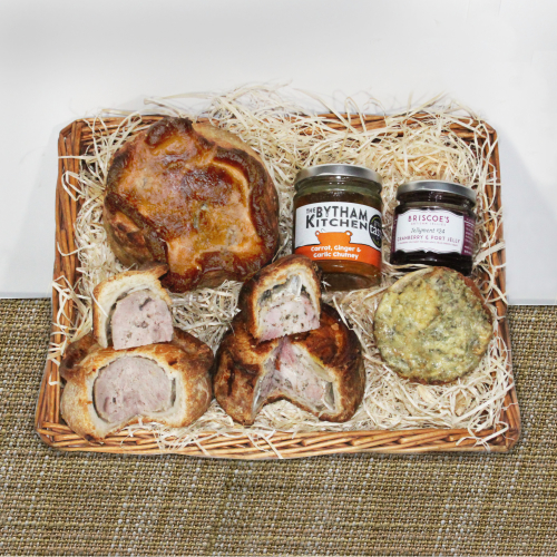 Pie and Pickle Hamper