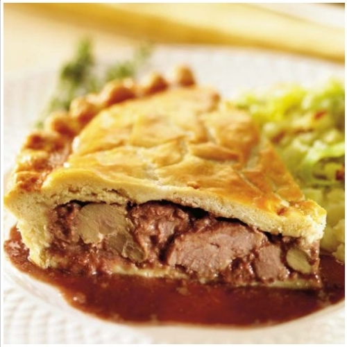 Large Steak & Kidney Pie