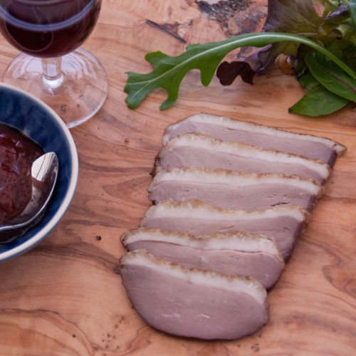 Smoked Free-range Duck Breast