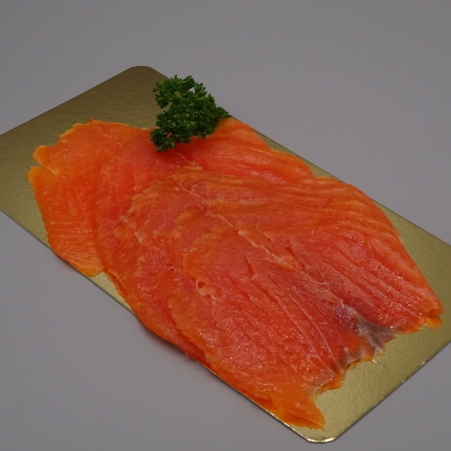 Cold Smoked Salmon D Slice Portion