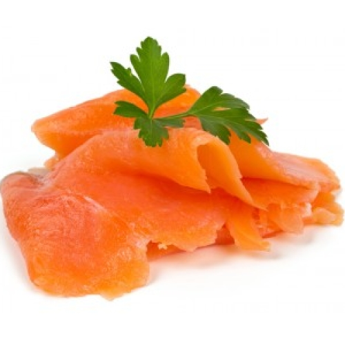 SMOKED SALMON 1KG SIDE