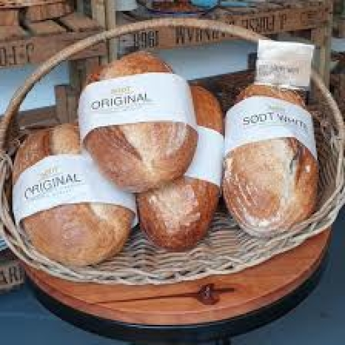 Sodt Sourdough Original 800g