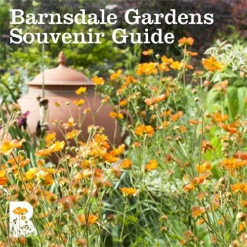 Barnsdale Gardens Souvenir Guide