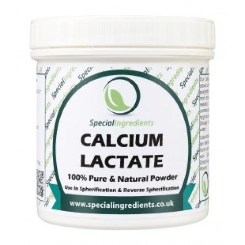 Special Ingredients Calcium Lactate 100g