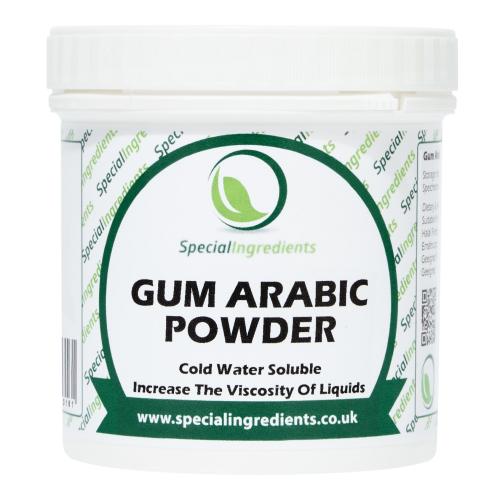 Special Ingredients Gum Arabic Powder 50g