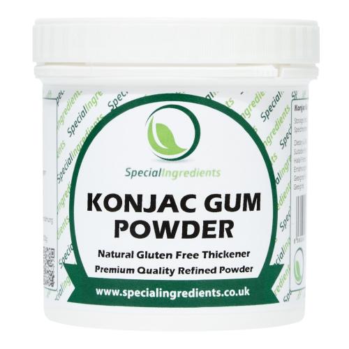 Special Ingredients Konjac Gum Powder 100g