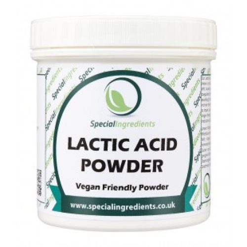 Special Ingredients Lactic Acid Powder 250g