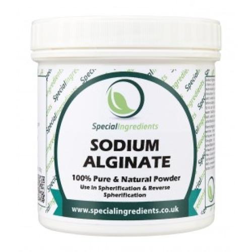 Special Ingredients Sodium Alginate 250g