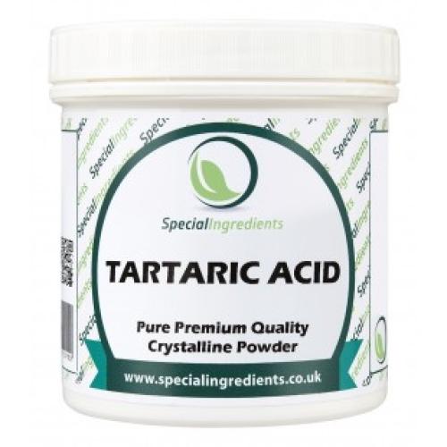 Special Ingredients Tartaric Acid 500g