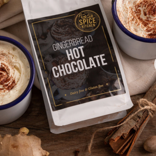 Spice Kitchen Gingerbread Hot Chocolate - 100g