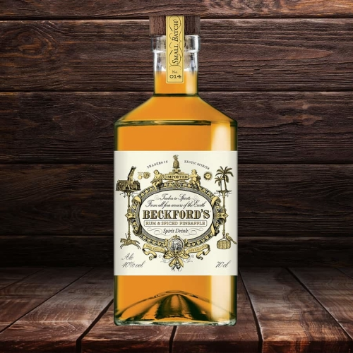 Beckford's Rum & Spiced Pineapple