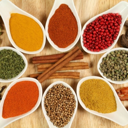 Curried Eggs spice mix